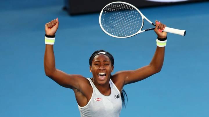 Las 10 tenistas más jóvenes en ganar un título profesional