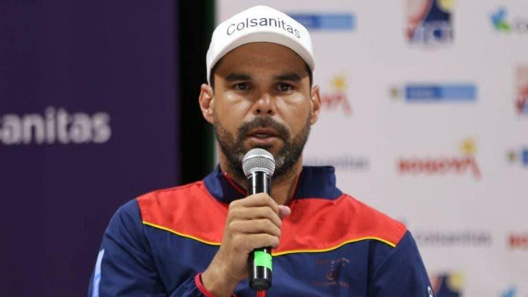 Copa Davis: Capitán colombiano habla de cuánto influye la altura