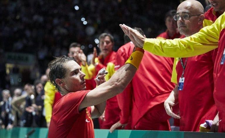 Este jueves será el sorteo de las Davis Cup Finals de Madrid
