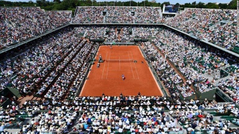 Es posible que Roland Garros no pueda llevarse a cabo este octubre