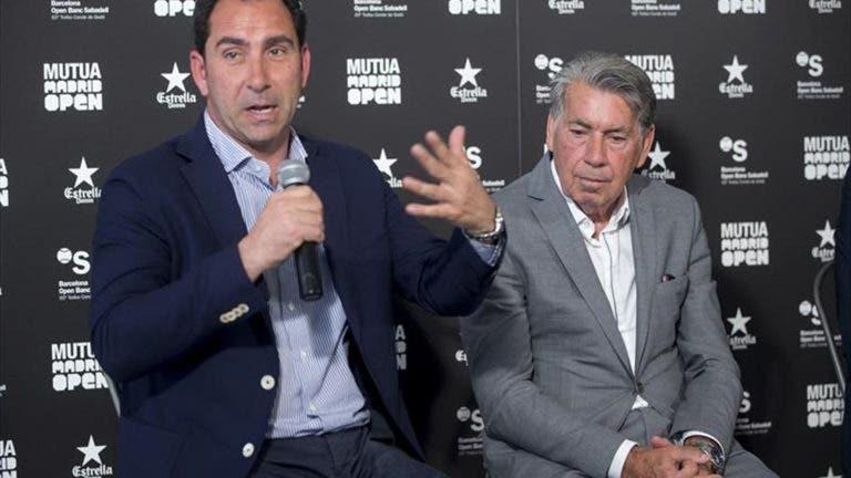 Albert Costa habla de la ausencia de Roger Federer en la Copa Davis