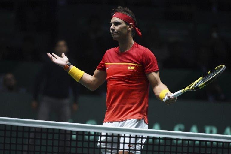 Coronavirus: Federación Española de Tenis cierra todos los torneos al público