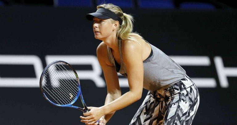 Sharapova revela una situación particular con el fallecimiento de Kobe Bryant