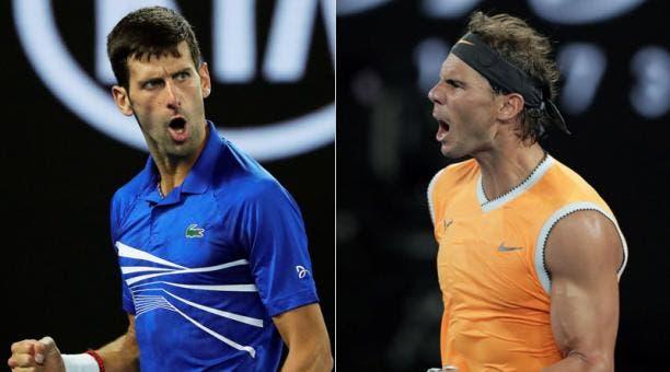 Djokovic, Nadal y el número uno del mundo en juego en Indian Wells