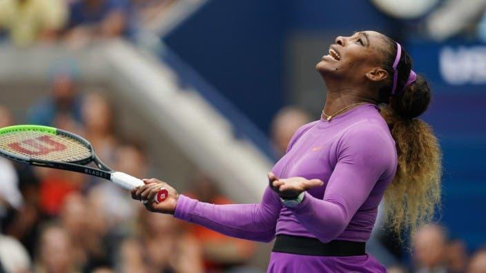 Serena Williams dice sentirse ansiosa ante la situación con el Covid-19