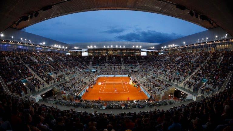 El Mutua Madrid Open ya tiene nueva fecha para 2021