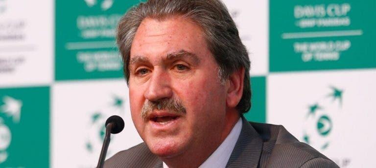 La ITF admite que la parada tuvo «un tremendo impacto en el mundo del tenis»