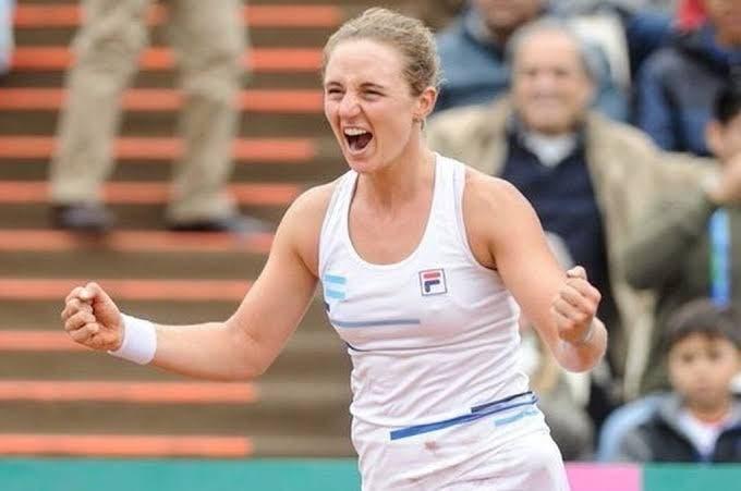 Nadia Podoroska regresa a los torneos WTA este martes