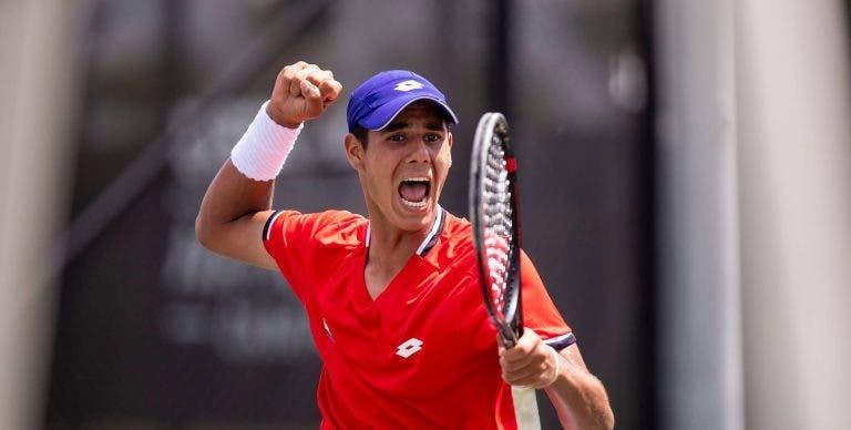 Copa Davis: El inédito caso del país que presentará singlistas quinceañeros