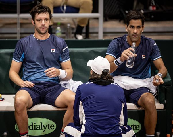 Argentina ya conoce su rival para el repechaje de la Copa Davis