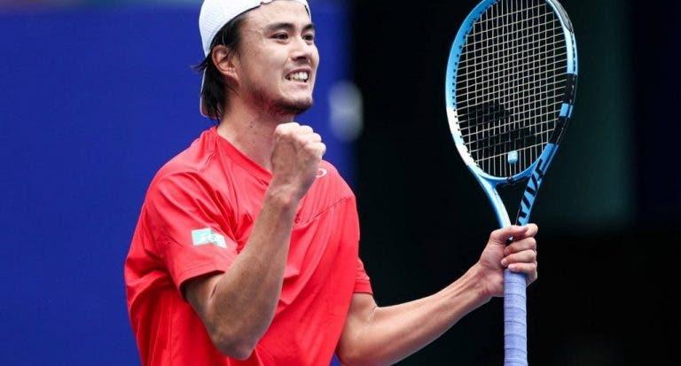 Taro Daniel sugiere una forma para poder jugar en Roland Garros