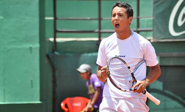 Hugo Dellien responde a declaraciones del Presidente de la Federación Boliviana de Tenis