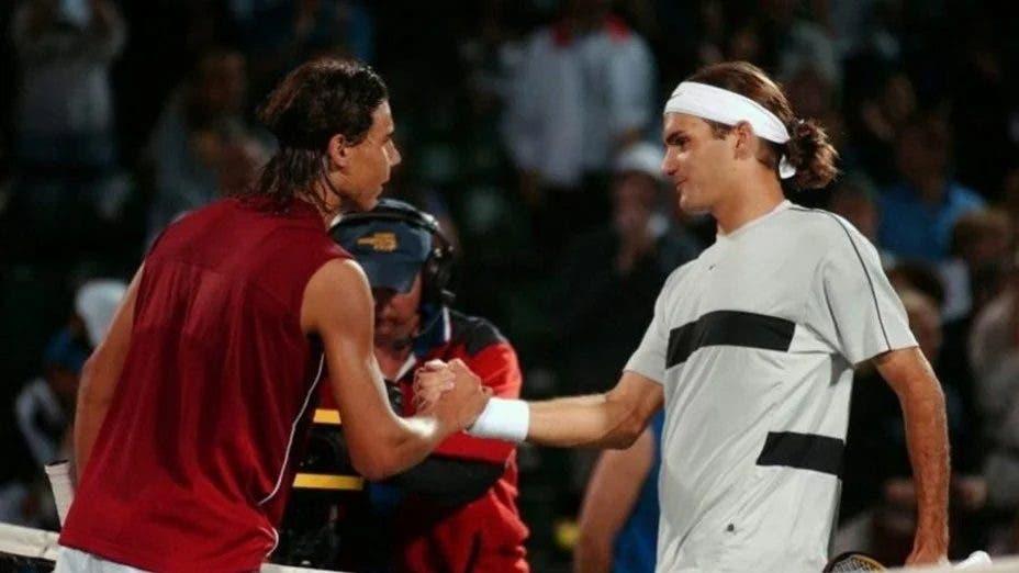 [VIDEO] Recordemos el primer encuentro entre Federer y Nadal
