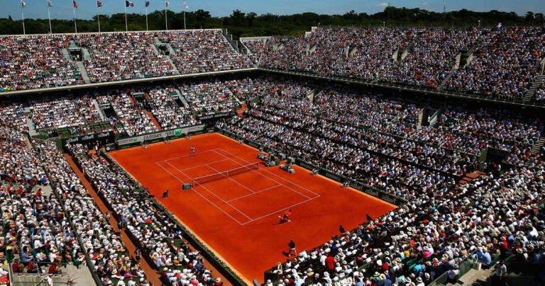 Roland Garros se pospondrá hasta mediados de septiembre