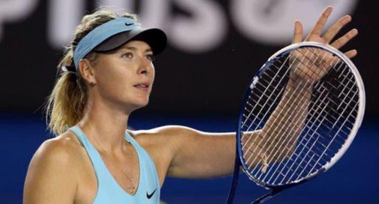 Tras su retiro, Sharapova revela un dato asombroso de su carrera