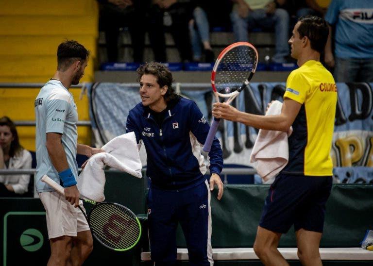 Gastón Gaudio y Juan Ignacio Londero elogian al equipo colombiano