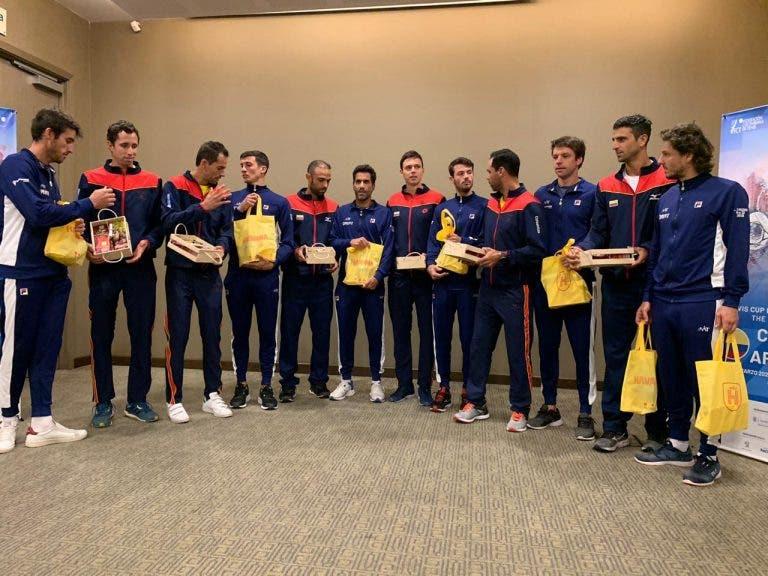 Copa Davis: Así se jugará la serie entre Colombia y Argentina