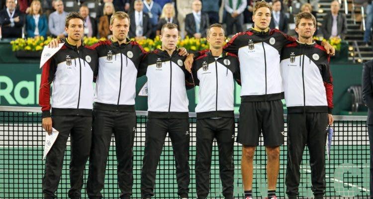 Alemania asegura su puesto en las Davis Cup Finals