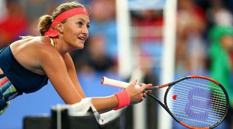 Mladenovic piensa que es motivador que Roland Garros se juegue con público