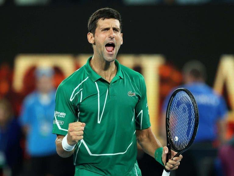 Brad Gilbert cree que deben sumarse las semanas número uno de Djokovic