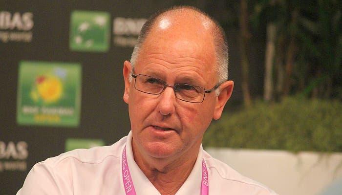 Presidente de la WTA sorprendido por el aplazamiento de Roland Garros