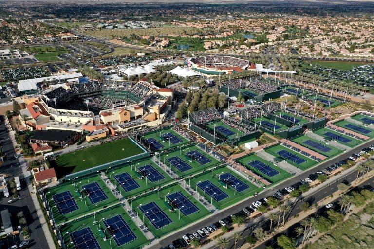 Indian Wells realiza un anuncio importante para los jugadores y jugadoras