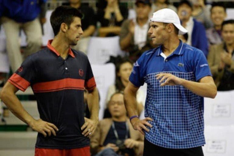 La divertida respuesta de Roddick ante el head to head con Djokovic