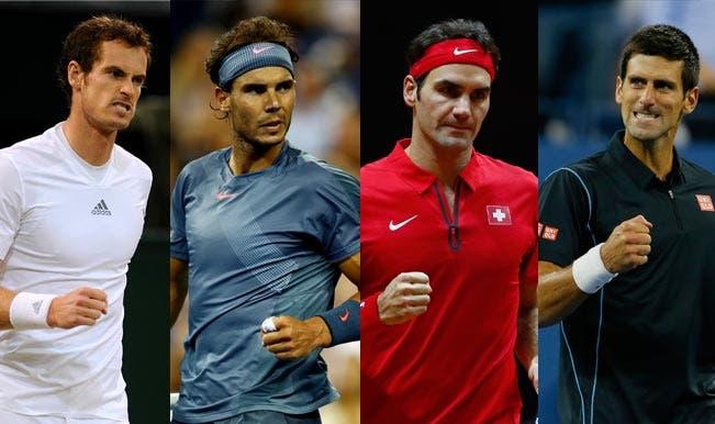 Conoce a los reyes de Instagram: el top 5 de tenistas más seguidos