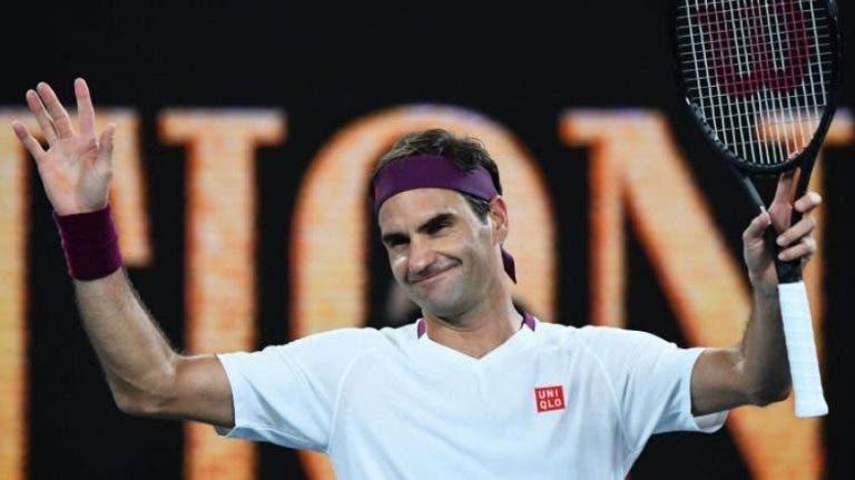 [VIDEO] Federer sorprende juega tenis con niñas italianas en una terraza