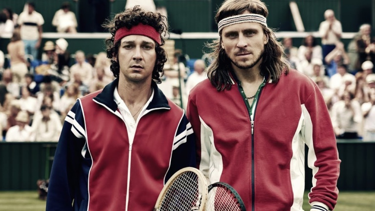 Siete películas sobre tenis que tienes que ver durante estos días
