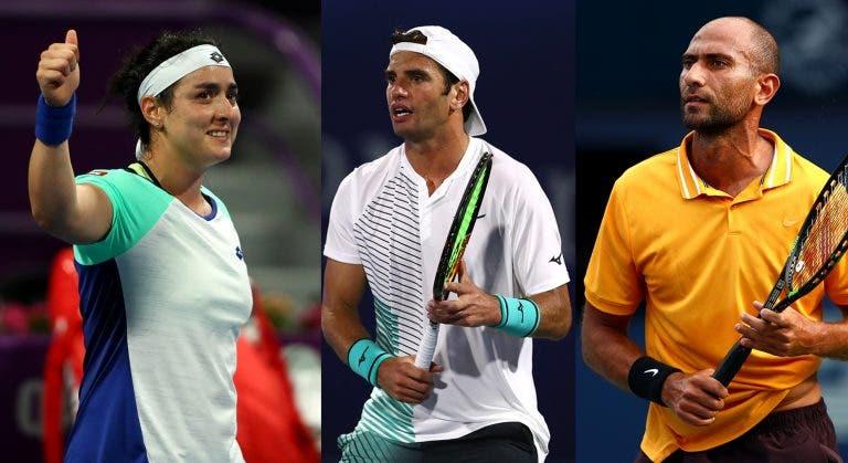 El tenis árabe comienza a ver el éxito en esta temporada 2020