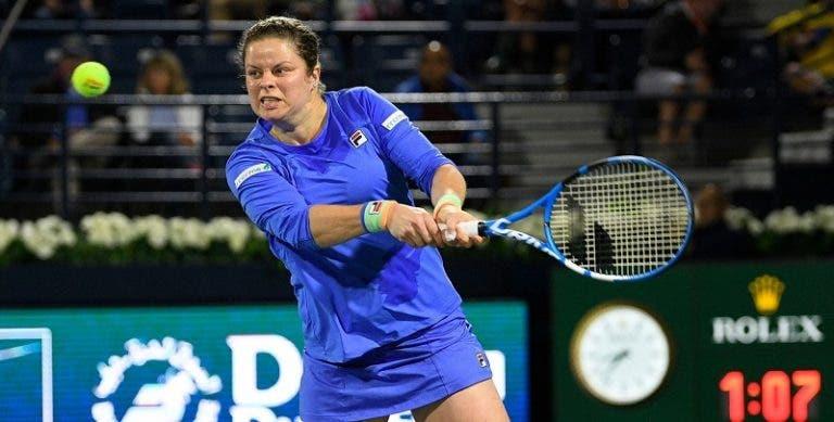 Kim Clijsters pierde de nuevo, esta vez en el WTA Internacional de Monterrey