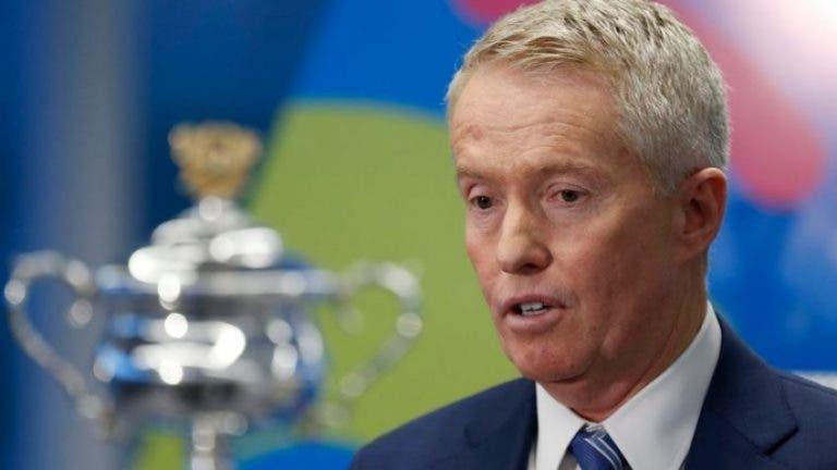 Director del Open de Australia ve difícil el regreso del tenis en 2020