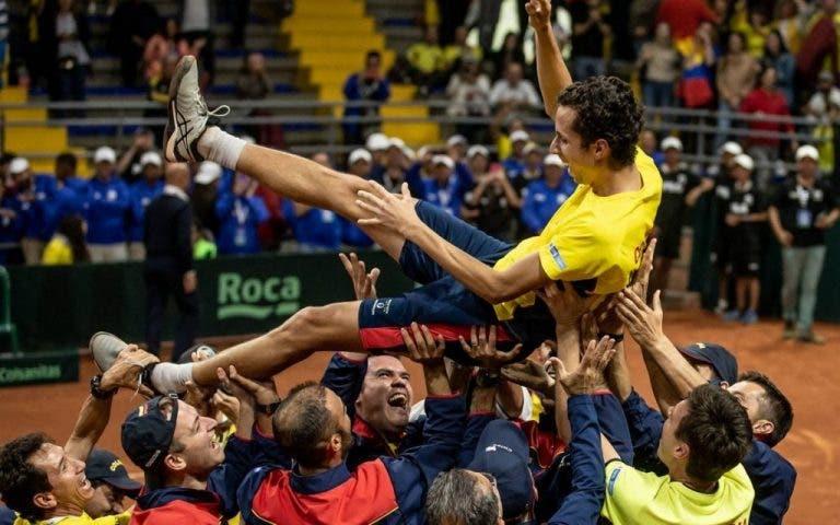 Davis Cup Finals 2020: estas son las 18 selecciones clasificadas para Madrid