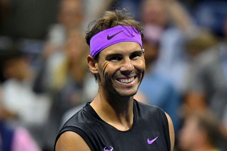 Rafael Nadal iguala récord de Pete Sampras en pista dura