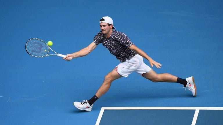 Tommy Paul habla sobre qué tipo de tenista le gustaría ser