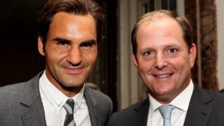 Presidente de la FFT dice no haber hablado con Federer de la decisión tomada, pero si con su agente