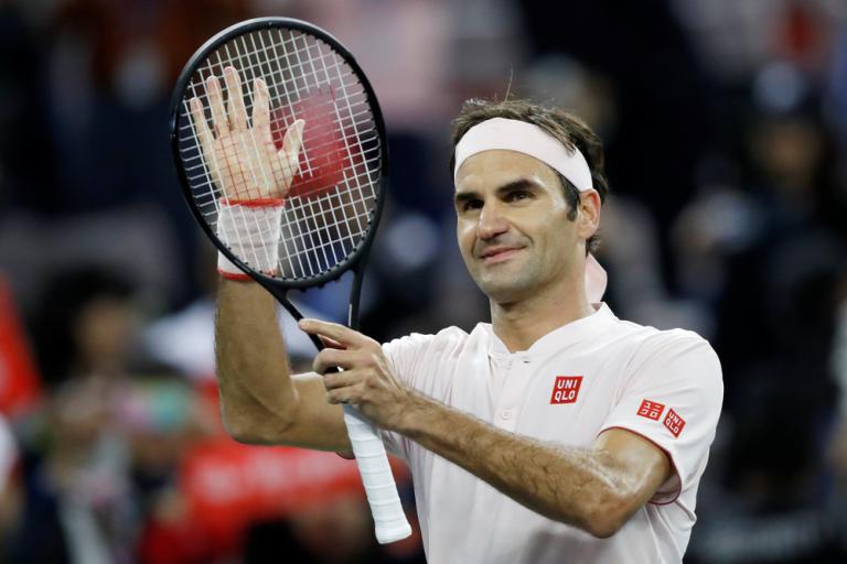 Roger Federer participará en el ATP 500 de Basilea