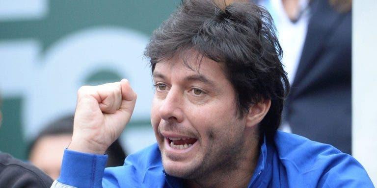 Grosjean sobre la cancelación de la Davis Cup Finals: «Creo que podrían haber esperado un poco»