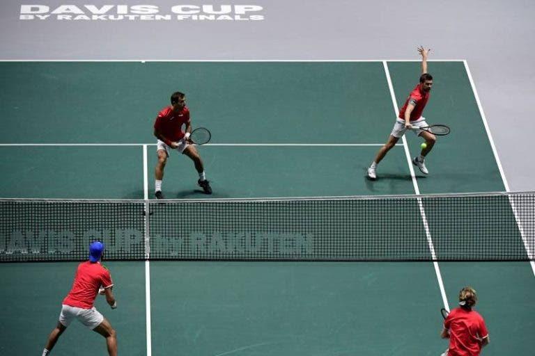 Guía para saber todo sobre el sorteo de mañana de la Copa Davis