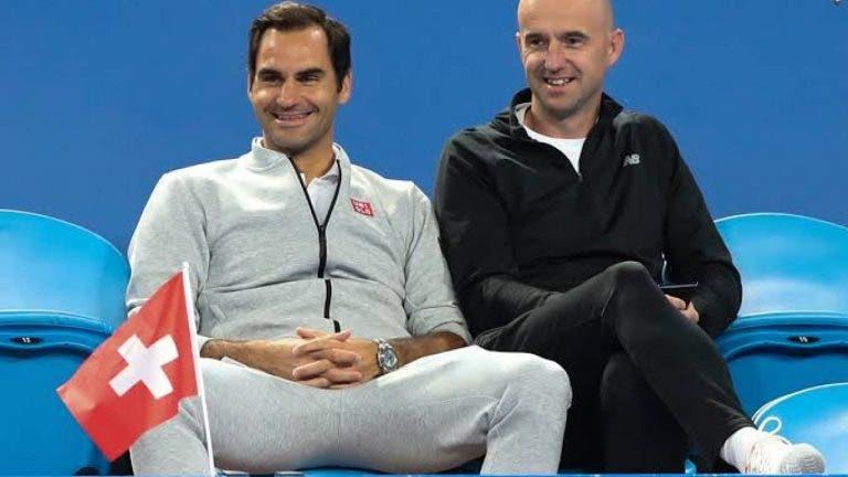 «Federer es mi prioridad absoluta mientras él quiera seguir jugando»