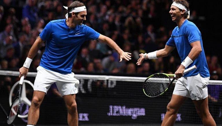 Federer vs. Nadal HOY en ESPN2 en un maratón de 22 horas consecutivas