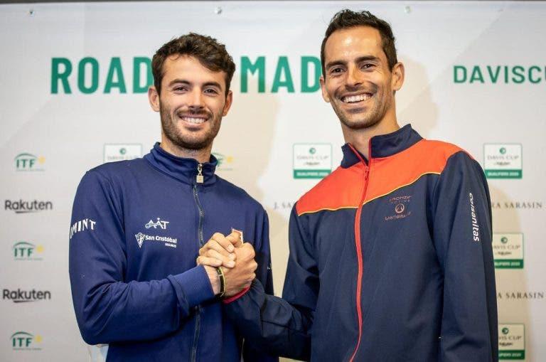 Londero: «Me siento muy contento por jugar Copa Davis»