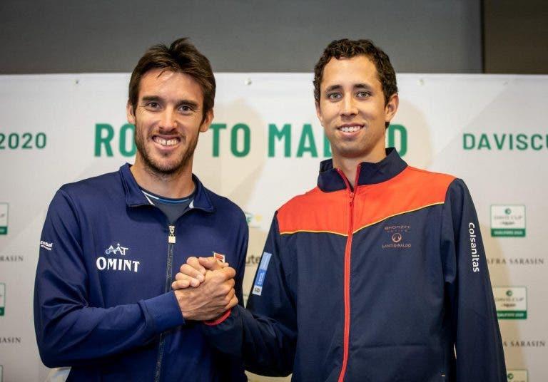 Leo Mayer: «Esto es Copa Davis. Siento que mi nivel y confianza crece aquí»