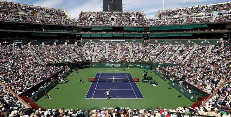 Indian Wells: aumentan los casos de coronavirus en el lugar del torneo