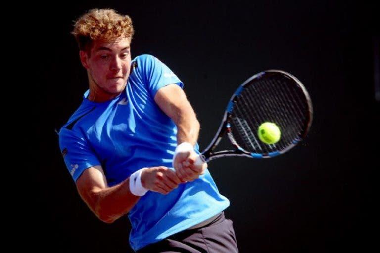 Jan-Lennard Struff: «El tenis es un deporte en el que se pierde casi todas las semanas»