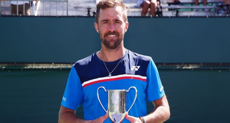 Steve Johnson se lleva el título del Challenger de Indian Wells