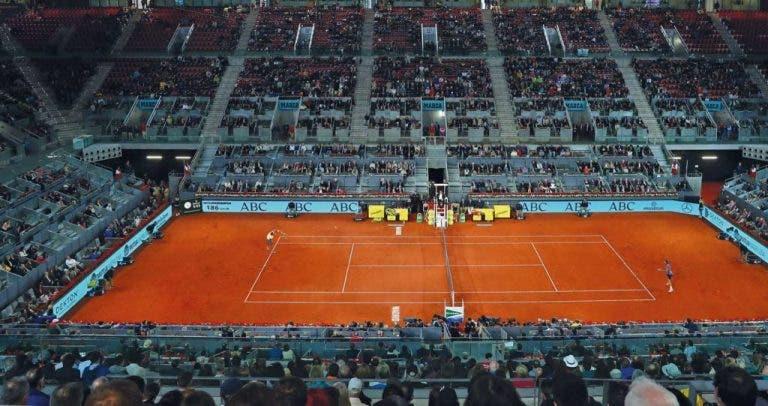 El Masters de Madrid propone celebrar el torneo entre el US Open y Roland Garros
