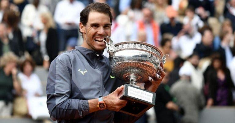 Rosset dice que Rafa Nadal se saltaría el US Open por el Roland Garros