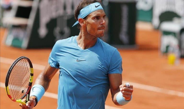 Rafael Nadal rompió otro increíble récord este año